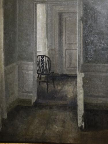 Interieur avec une chaise Windsor Hammer 1913.jpg